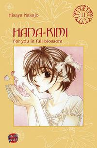 Hana-Kimi 11 - Klickt hier für die große Abbildung zur Rezension