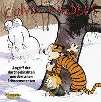 Calvin und Hobbes 7: Angriff der durchgeknallten mörderischen Schneemutanten - Klickt hier für die große Abbildung zur Rezension