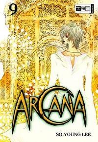 Arcana 9 - Klickt hier für die große Abbildung zur Rezension