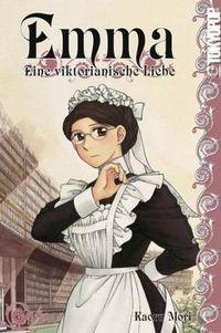 Emma - Eine viktorianische Liebe 4 - Klickt hier für die große Abbildung zur Rezension
