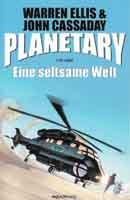 Planetary 0 - Klickt hier für die große Abbildung zur Rezension