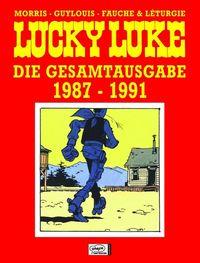 Lucky Luke: Die Gesamtausgabe 20: 1987 – 1991 - Klickt hier für die große Abbildung zur Rezension