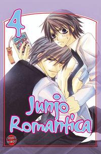 Junjo Romantica 4 - Klickt hier für die große Abbildung zur Rezension
