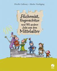 Alchemist, Bogenschütze und 98 andere Jobs aus dem Mittelalter - Klickt hier für die große Abbildung zur Rezension