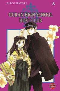 Ouran High School Host Club 8 - Klickt hier für die große Abbildung zur Rezension