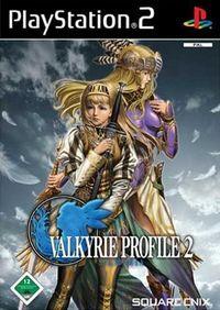 Valkyrie Profile 2: Silmeria - Klickt hier für die große Abbildung zur Rezension