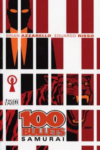 100 Bullets 7: Samurai - Klickt hier für die große Abbildung zur Rezension