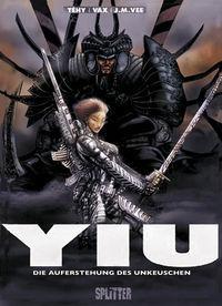 Yiu 2: Die Auferstehung des Unreien - Klickt hier für die große Abbildung zur Rezension