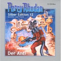 Hörbuch: Perry Rhodan Silber Edition 12: Der Anti - Klickt hier für die große Abbildung zur Rezension