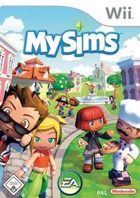 MySims - Klickt hier für die große Abbildung zur Rezension