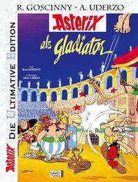 Asterix - Die Ultimative Edition 4: Asterix als Gladiator - Klickt hier für die große Abbildung zur Rezension