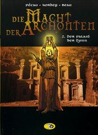 Die Macht der Archonten 2: Der Palast des Djinn - Klickt hier für die große Abbildung zur Rezension