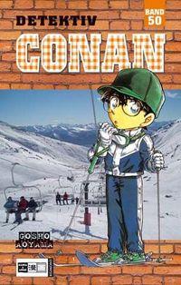 Detektiv Conan 50 - Klickt hier für die große Abbildung zur Rezension