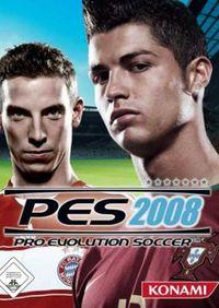 PES 2008 - Pro Evolution Soccer - Klickt hier für die große Abbildung zur Rezension