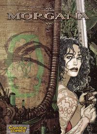 Morgana 4: Die Stimme der Dämonen - Klickt hier für die große Abbildung zur Rezension