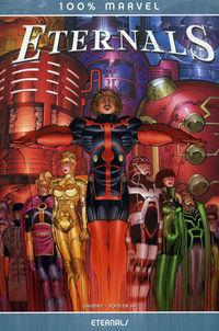 100 % Marvel 30: Eternals - Klickt hier für die große Abbildung zur Rezension