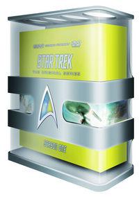 Star Trek - Raumschiff Enterprise - Staffel 1 - Hier klicken für die große Abbildung zur Rezension