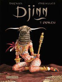 Djinn 7: Pipiktu - Klickt hier für die große Abbildung zur Rezension