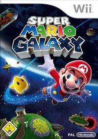 Super Mario Galaxy - Klickt hier für die große Abbildung zur Rezension