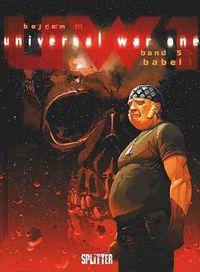 Universal War One 5: Babel - Klickt hier für die große Abbildung zur Rezension