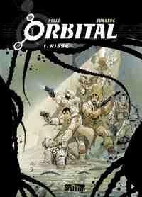 Orbital 1: Risse - Klickt hier für die große Abbildung zur Rezension