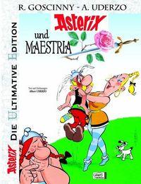 Die Ultimative Asterix Edition 29: Asterix und Maestria - Klickt hier für die große Abbildung zur Rezension