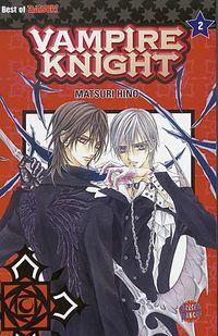Vampire Knight 2 - Klickt hier für die große Abbildung zur Rezension