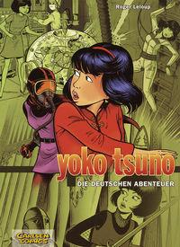 Yoko Tsuno – Die deutschen Abenteuer - Klickt hier für die große Abbildung zur Rezension