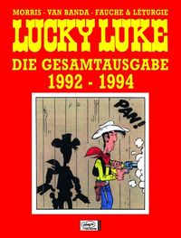 Lucky Luke Gesamtausgabe 1992-1994 - Klickt hier für die große Abbildung zur Rezension