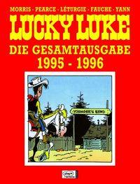 Lucky Luke Gesamtausgabe 1995-1996 - Klickt hier für die große Abbildung zur Rezension