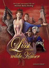 Lissi und der wilde Kaiser - Klickt hier für die große Abbildung zur Rezension