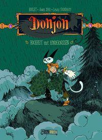 Donjon – Zenit 5: Hochzeit mit Hindernissen - Klickt hier für die große Abbildung zur Rezension