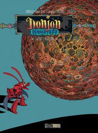 Donjon Monster 3: Die Hauptkarte - Klickt hier für die große Abbildung zur Rezension