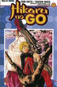 Hikaru no go 11 - Klickt hier für die große Abbildung zur Rezension