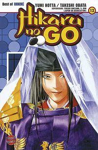 Hikaru no go 13 - Klickt hier für die große Abbildung zur Rezension