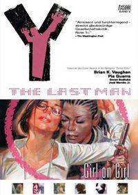 Y - The Last Man 6: Girl on Girl - Klickt hier für die große Abbildung zur Rezension