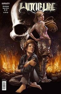 Witchblade Neue Serie 62 - Klickt hier für die große Abbildung zur Rezension