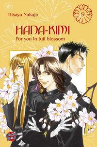Hana-Kimi 9 - Klickt hier für die große Abbildung zur Rezension