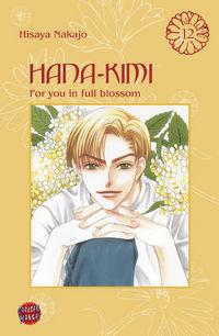 Hana-Kimi 12 - Klickt hier für die große Abbildung zur Rezension