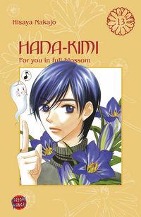 Hana-Kimi 13 - Klickt hier für die große Abbildung zur Rezension