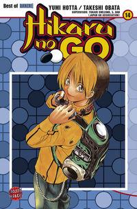 Hikaru no go 14 - Klickt hier für die große Abbildung zur Rezension