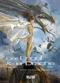 Der Engel & der Drache 1: Und der Tod wird nur ein Versprechen sein - Klickt hier für die große Abbildung zur Rezension