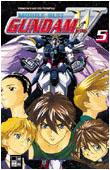 Gundam Wing 5 - Klickt hier für die große Abbildung zur Rezension