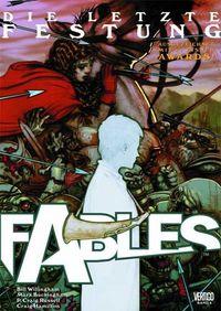 Fables 4: Die letzte Festung - Klickt hier für die große Abbildung zur Rezension