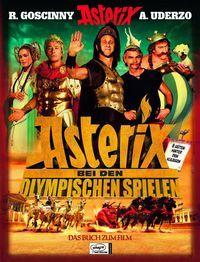 Asterix - Bei den Olympischen Spielen - Das Buch zum Film - Klickt hier für die große Abbildung zur Rezension