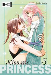 Kiss me Princess 5 - Klickt hier für die große Abbildung zur Rezension