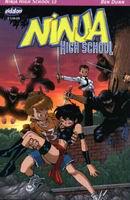 Ninja High School 12 - Klickt hier für die große Abbildung zur Rezension