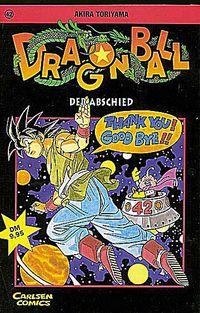 Dragonball 42 - Klickt hier für die große Abbildung zur Rezension