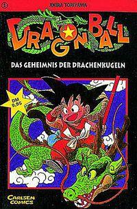Dragonball 1 - Klickt hier für die große Abbildung zur Rezension