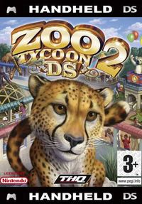 Zoo Tycoon 2 DS - Klickt hier für die große Abbildung zur Rezension